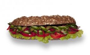 vegetarian sandwich 1